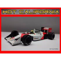 1:18 Minichamps Mclaren Mp4/4 1988 Senna Campeao Do Mundo