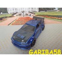 Hot Wheels Nissan Skyline Gt-r (r32) 2009 Garage Dt Gariba58