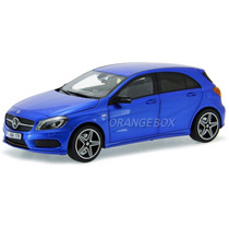 Mercedes Benz A250 2012 Norev High Quality 1:18 Azul 183595