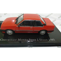 Miniatura Monza Sl E Sedan 1985 Chevrolet Collection 5