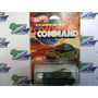 Blindado Tanque Big Bertha Action Command Hot Wheels