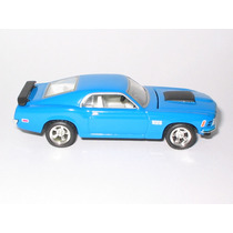 Hot Wheels ! 100% ! Pneus De Borracha ! Mustang ! Muscle Car
