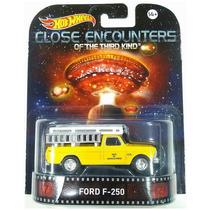 Hot Wheels Retro Entertainment - Contatos 3º Grau: Ford F250