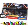 Hot Wheels Star Wars Luke Obi-wan Anakin Emperor Kylo Ren