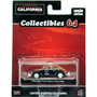 Greenlight 1:64 California Toys - Vw Fusca Polícia Militar