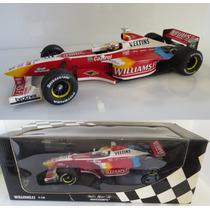 1:18 Minichamps Williams Showcar 1999 Zanardi Limitado