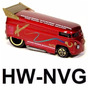 Hot Wheels Vw Drag Bus Kombi Malleco Towers