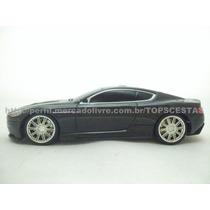 Ler O Anúncio! Carro Carrinho Aston Martin 007 Som Luz Dtc