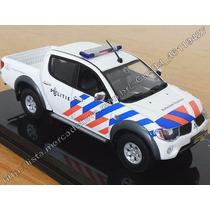 Mitsubishi L200 1/43 Hilux 1/43 Triton 1/43 L200 Policia