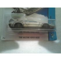 Hot Wheels Delorean Time Machine Hover Mode Lote M 2015