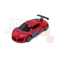 Carro De Controle Remoto Audi R8 Vermelho Runners Motorsport