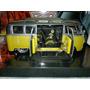 Carrinho Volkswagen Van (kombi) Escala 1/25 Usado!