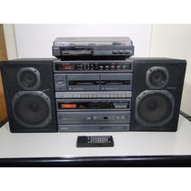 Som Semp Toshiba Sl39 Cd / Toca Disco Sr3648 Veja Video