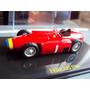 Miniatura Ixo F1 1/43 Juan Manuel Fangio Ferrari 1956 D50