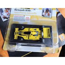 Miniaturas De Formula 1. Renault Rso1- Jean-pierre Jabouille