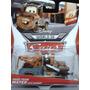 $mater Race Team (headset) -cars - Disney Pixar - Mattel