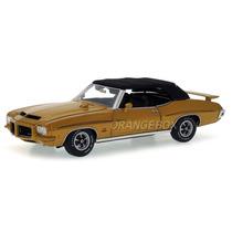 Pontiac Judge Gto 1971 Gmp 1:18 Dourado G1801222