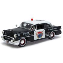Buick Century 1955 Police 1:26 Maisto 31341-preto
