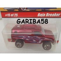 Hot Wheels Baja Breaker 2005 Classics 1 Pink Gariba58