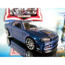 Hot Wheels Nissan Skyline Gtr Raridade 07/2010 Lacrada