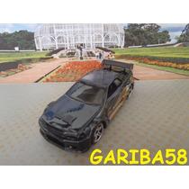 Hot Wheels Nissan Skyline Gt-r (r32) 2008 #081 Mc Gariba58