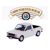 Miniatura Fiat 147 Pick-up 79 Carros Nacionais + Fascículo