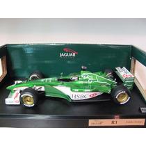1/18 Hot Wheels F1 Jaguar R1 2000 Eddie Irvine Formula 1