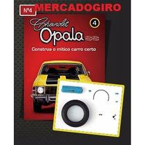 Miniatura Peça Chevrolet Opala Ss1:8 Fascículo P/ Montar N*4