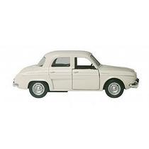 Carro Miniatura Metal Clássicos Nacionais - Dauphine Gordini