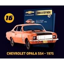 Col. Chevrolet Collection Vol.16 Opala Ss (1975)+lacrado+box