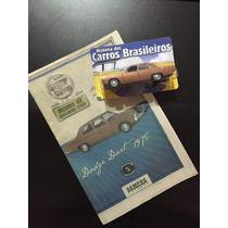 Coleção Carros Brasileiros Dodge Dart Rara C/ Fascículo!!