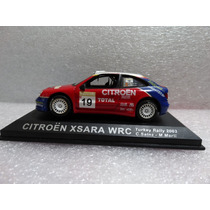 Citroen Xsara Wrc - Turkey Rally 2003 - Altaya - 1:43