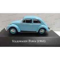 Carros Inesquecíveis Volkswagen Fusca 1961 *02