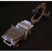 Jeep Willys Carrinho Anigo Natale