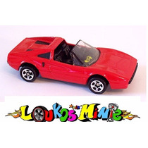 Hot Wheels Ferrari 308 Gts De 1996 #496 Lacrado 1:64