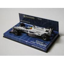 Minichamps 1/43 Williams F1 Bmw Fw22 Ralf Schumacher 2000