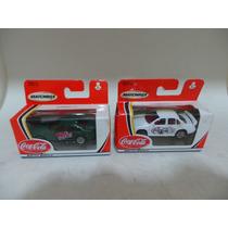 Coca Cola Miniatura Mattel Wheels