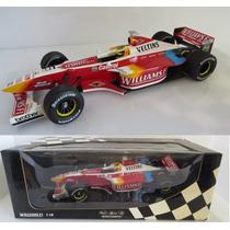 1:18 Minichamps Williams Showcar 1999 Ralf Schumacher Limita