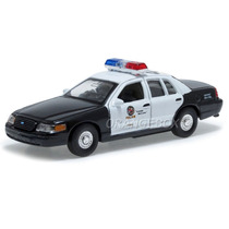 Ford Crown Victoria 1999 Police 1:44 Welly 49762-police