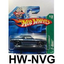 Hot Wheels T-hunt 2008 69 Camaro