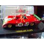 Ferrari 312 Pb Le Mans 1972 José C. Pace Miniatura Ixo 1/43