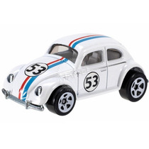 Vw Beetle Se Meu Fusca Falasse Herbie Hot Wheels 2014 Lacrad