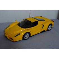 Enzo Ferrari 1:18 Hot Wheels 2002! Raro!!!não É Autoart!