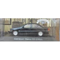 Coleção De Carros Inesqueciveis Do Brasil -chevrolet Omega