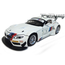 Bmw Z4 Gt3 1:24 Californiatoys Actions Emite Som Acende Faro