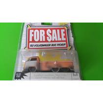 Jada Toys For Sale Vw Kombi . Lacrada Na Cartela. Novo.1.64.