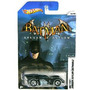 Hot Wheels Arkham Asylum Batmobile (batmovel 06/08 2012)