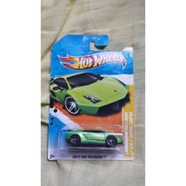 Lamborghini Gallardo Lp 570-4 Superleggera Hot Wheels