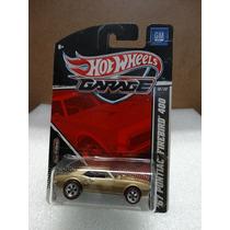 67 Pontiac Firebird 400 - Garage Gm - Hot Wheels 2011 - 1:64