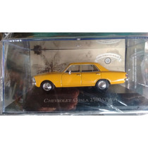 Colecao Carros Inesqueciveis Do Brasil- Opala 2500- 1969